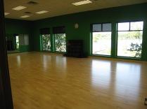 Studio 1 for Group Fitness Classes